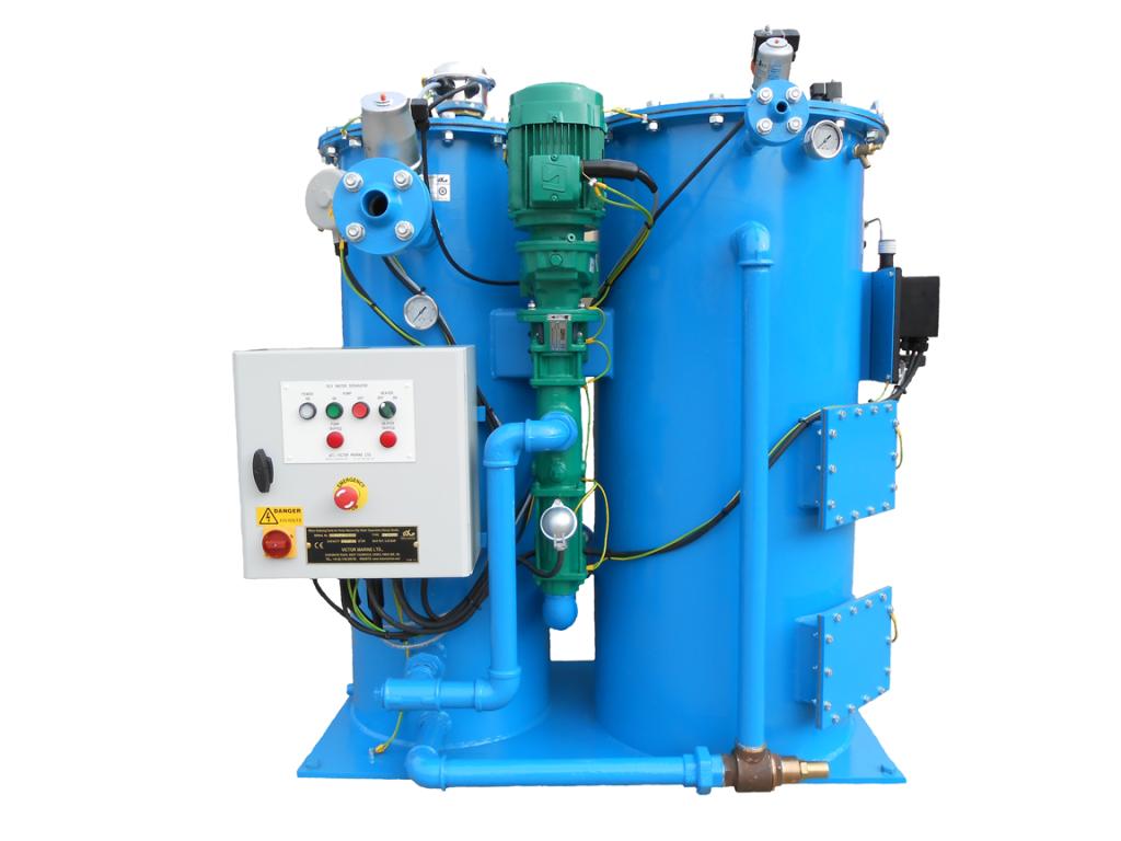 Oily Water Separators 2